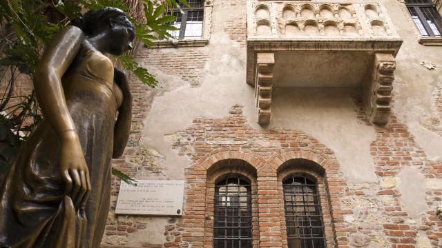 Casa de Julieta, em Verona, passará por reforma