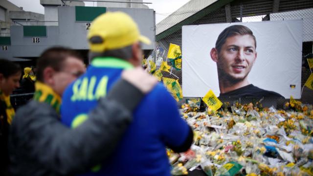 Nantes recorre à Fifa por pagamento da venda de Sala
