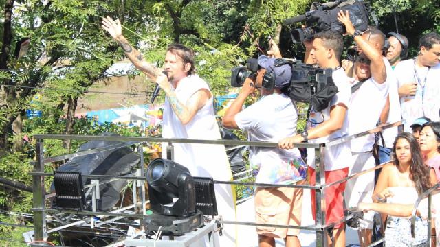 Saulo, Kannario e La Fúria agitam 2º dia de Carnaval em Salvador