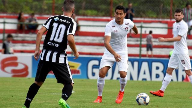 Com Ganso apagado, Fluminense só empata com o Resende
