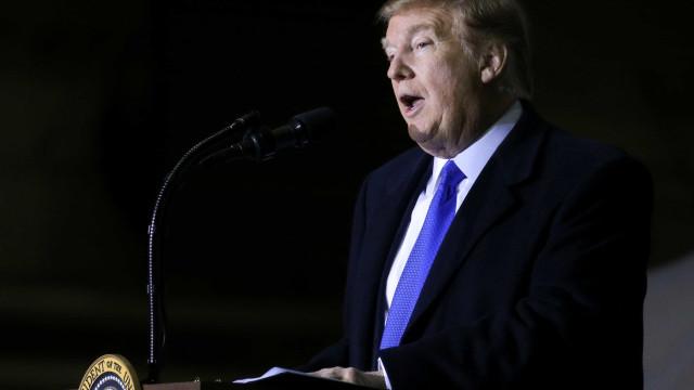 Trump defende Kim em caso de americano morto na Coreia do Norte