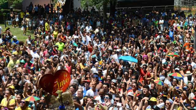 Capital paulista tem48 blocos de rua neste sábado