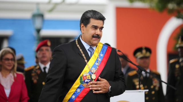 Maduro promete promover de forma pacífica cooperação com o mundo
