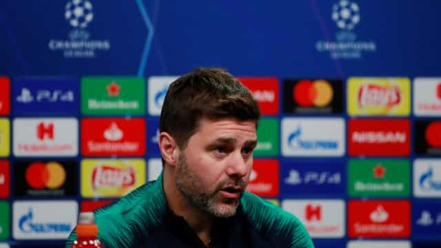 Tottenham pede para time esquecer vantagem na Liga dos Campeões