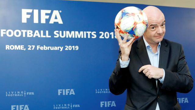 Eliminatórias da Copa do Mundo de 2022 vão começar pela Ásia