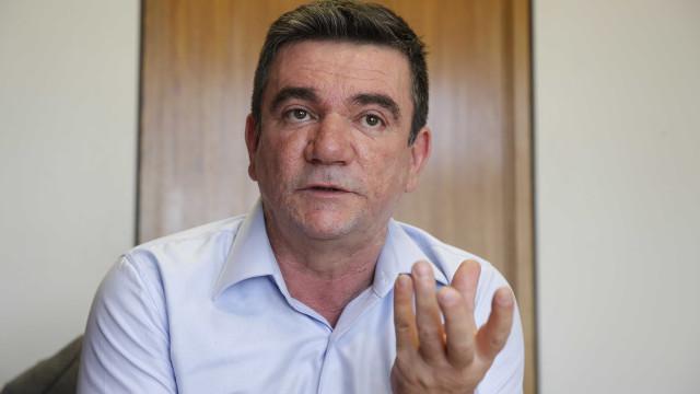 Presidente do Corinthians é internado com inflamação no cérebro