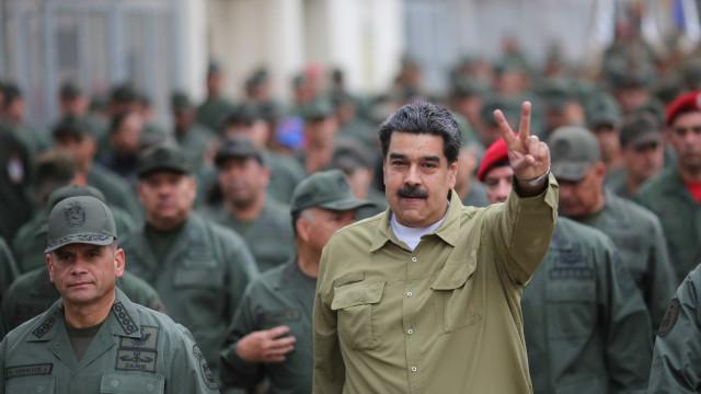 Maduro pode antecipar para este ano eleições parlamentares na Venezuela