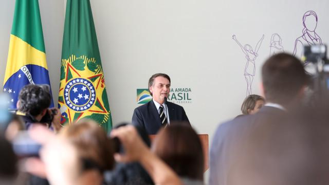 Bolsonaro autoriza bloqueio de bens de investigados por terrorismo