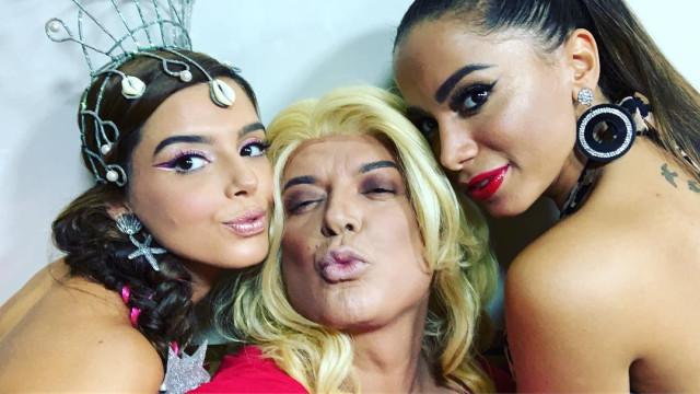 David Brazil pede desculpas a Marquezine por foto de Neymar e Anitta