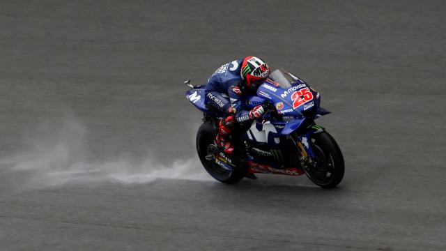 Viñales crava 1ª pole da carreira na etapa de abertura da MotoGP