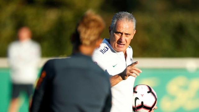 Seleção brasileira fará amistoso com a Colômbia em 6 de setembro
