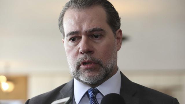 Toffoli abre inquérito para apurar fake news e ameaças contra ministros