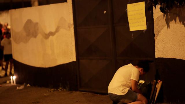 'Não dá mais para entrar lá', diz estudante ferido com machado