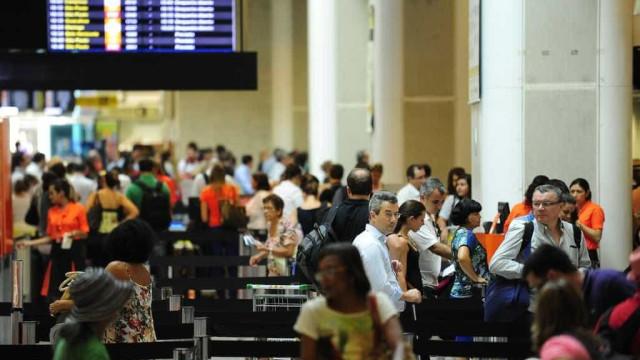 No leilão aeroportos, blocos recebem oferta; ágio chega a 981% no NE