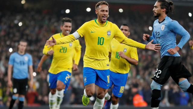 Neymar não preocupa para a Copa América, garante Edu Gaspar