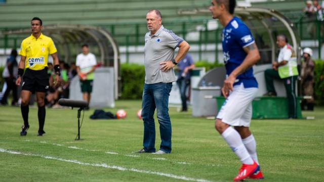 Cruzeiro vence, vira vice-líder do Campeonato Mineiro e rebaixa Tupi