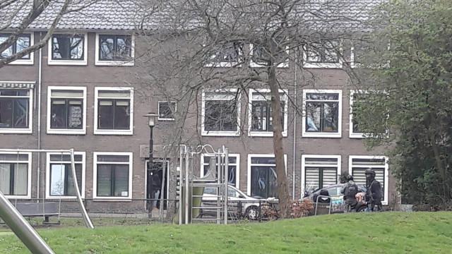 Polícia da Holanda prende suspeito do tiroteio em Utrecht