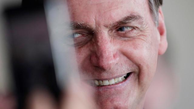 Comitiva nos EUA tem sumiço de Bolsonaro e Moro na churrascaria