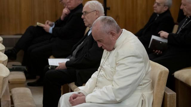 Papa expressa solidariedade após massacre em Suzano