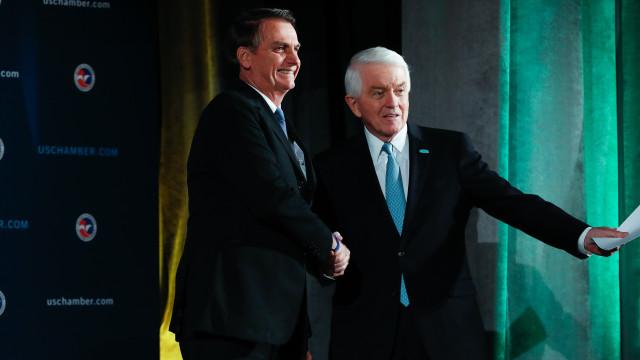 Brasil e EUA assinam acordo sobre base de Alcântara