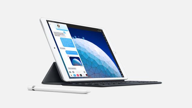 Apple confirma novos iPad Air e iPad Mini