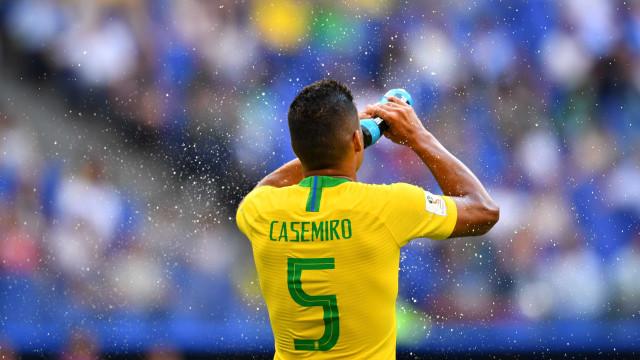 Casemiro será capitão do Brasil em amistoso contra o Panamá