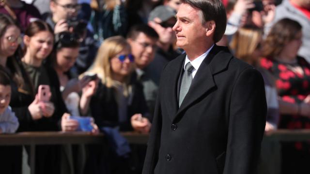 Chilenos pedem que Bolsonaro seja declarado persona non grata