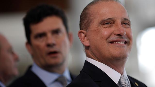 Com Câmara conflagrada, Onyx tenta encontro entre Maia e Bolsonaro