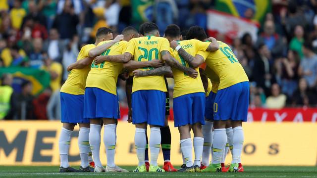 Brasil enfrenta o Panamá em amistoso