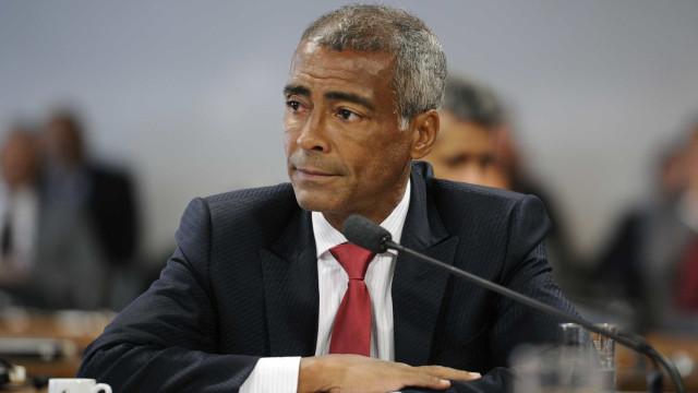 Romário sobre briga com torcedor: 'Dei porrada, não me arrependo'