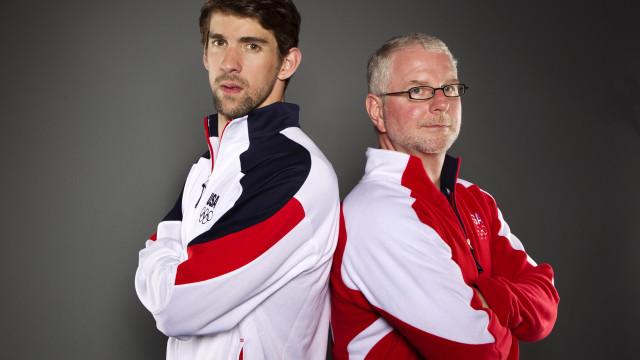 'Não acho que iremos ver outro Phelps', diz ex-treinador do atleta