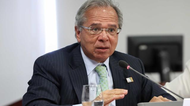Brasil aceitará dinheiro chinês, diz Guedes nos EUA