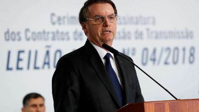 Bolsonaro: 'Visão liberal de nosso governo passa confiança à economia'