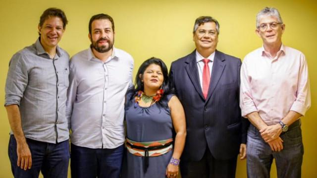 Partidos de esquerda se unem e 'definem propostas contra Bolsonaro'