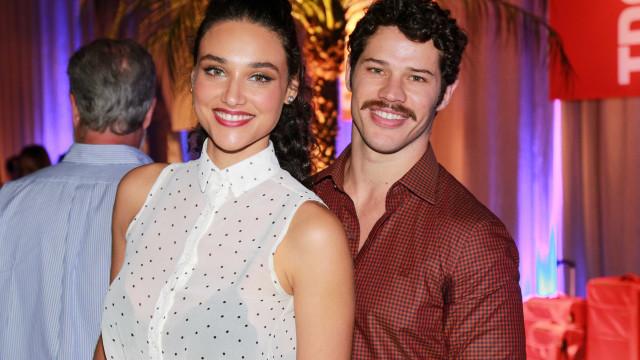 José Loreto e Débora Nascimento são vistos juntos em pousada no Rio