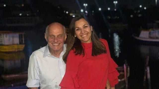 Aliança de Boechat é encontrada e entregue a esposa: 'Melhor presente'