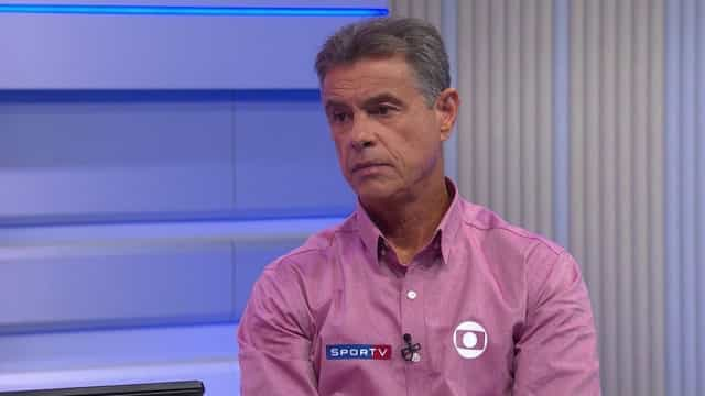 Comentarista não tem contrato renovado com a Globo e deixa a emissora