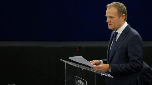 Após rejeição, Donald Tusk convoca Conselho Europeu extraordinário