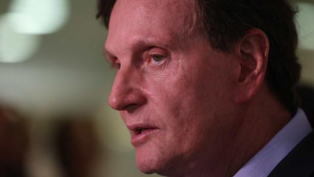 Presidente da Câmara do Rio nega pedido de impeachment contra Crivella