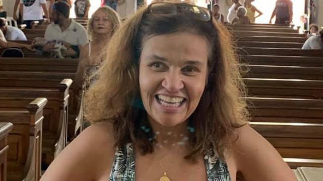 Claudia Rodrigues deixa UTI, mas está sem os movimentos das pernas