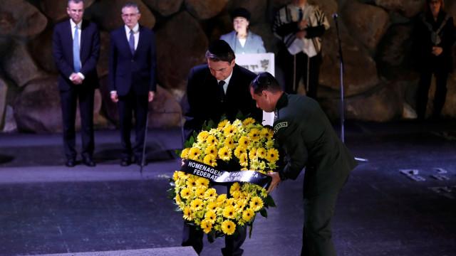 Bolsonaro: 'Quem esquece o passado está condenado a não ter futuro'