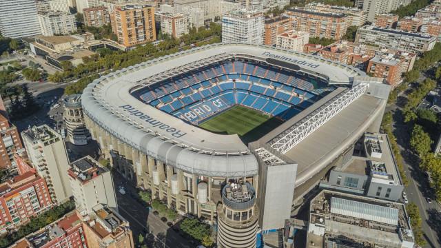 Com teto retrátil, Real iniciará modernização do Bernabéu em junho