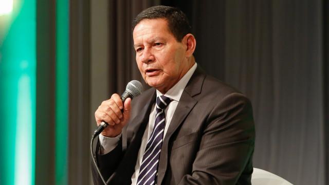 Na Presidência, Mourão prioriza políticos e setor privado