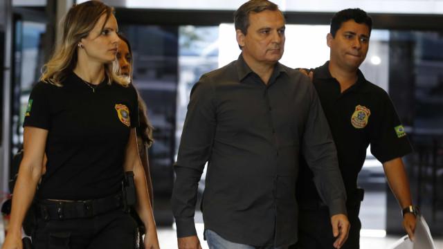 'Braço jurídico' de Cabral é preso pela 2ª vez no RJ