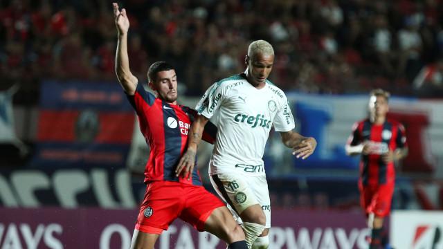 Palmeiras perde para o San Lorenzo na Libertadores