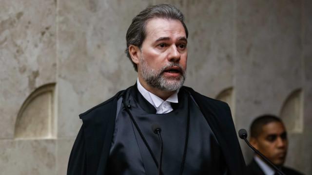 Toffoli retira julgamento sobre prisão em 2ª instância da pauta do STF