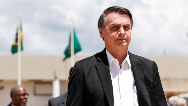 Bolsonaro pode viajar a países árabes ainda no primeiro semestre