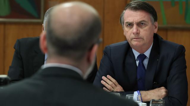 Bolsonaro: capitalização pode ser excluída de reforma da Previdência