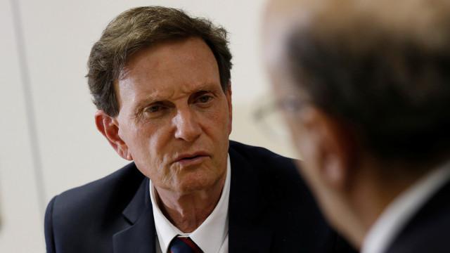 Crivella recebeu R$ 1,5 mi para apoiar Paes em eleição, diz Cabral