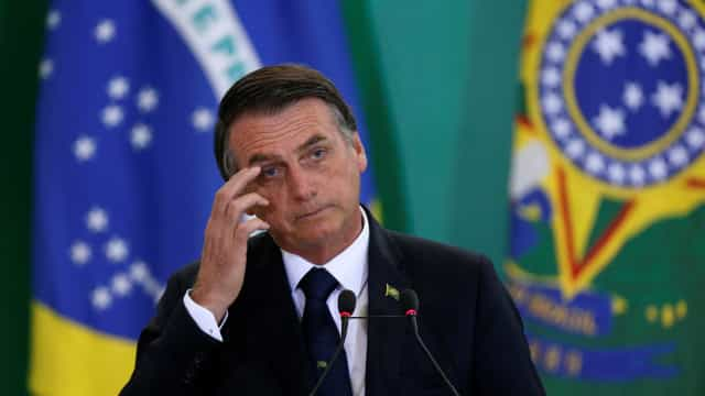 Aprovação do governo Bolsonaro despenca e vai a 34%, mostra Ibope